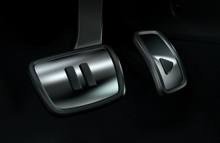 Volkswagen ID.4 pedals