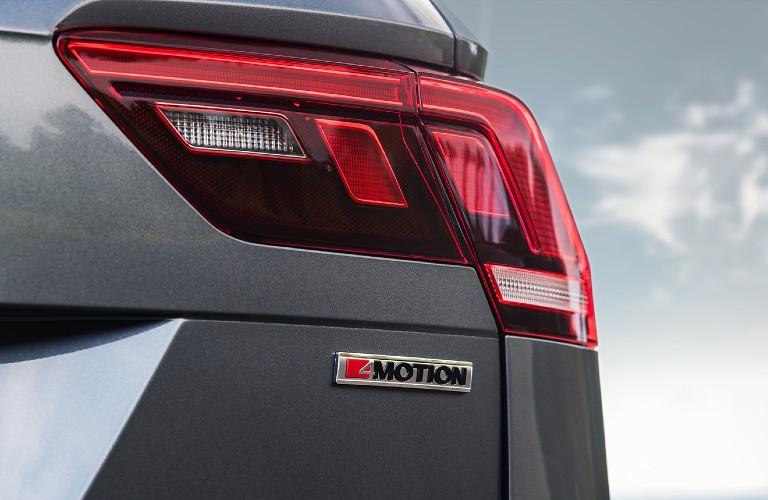 2021 Volkswagen Tiguan rear taillight