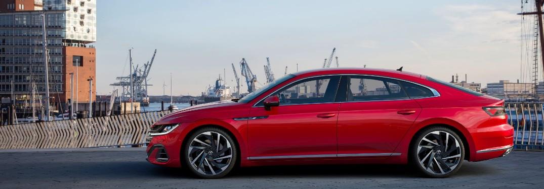 Photo gallery: 2021 Volkswagen Arteon exterior color options