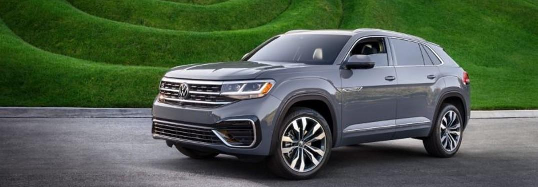 Photo Gallery: 2021 Volkswagen Atlas Cross Sport exterior color options
