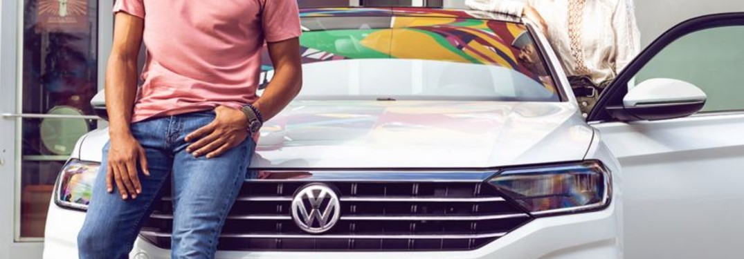 Check out the exterior color options on the 2021 Volkswagen Jetta