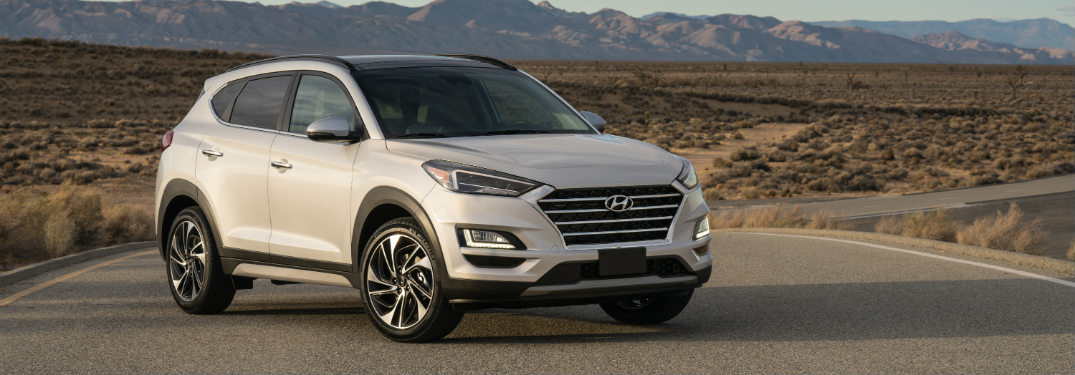 Video Take A Closer Look At The New 2019 Hyundai Tucson