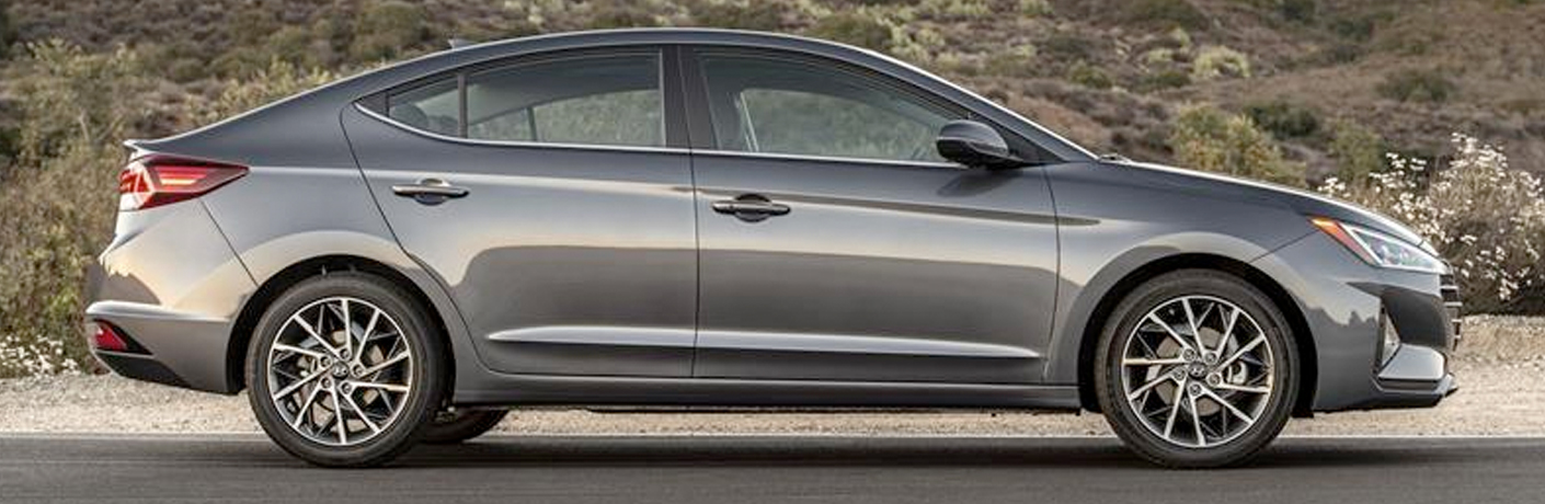 2019 Hyundai Elantra Color Options
