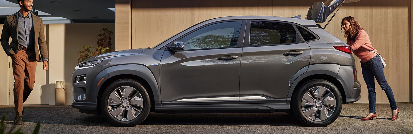 2019 Hyundai Kona Electric Starting MSRP