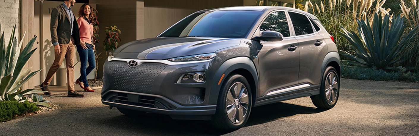 First 2019 Hyundai Kona Electric Delivered This Month