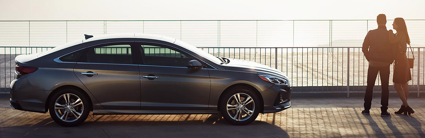 What sound system will the new Hyundai Sonata have?