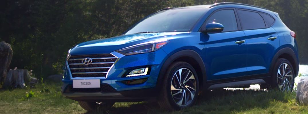 Exterior Design of the 2020 Hyundai Tucson