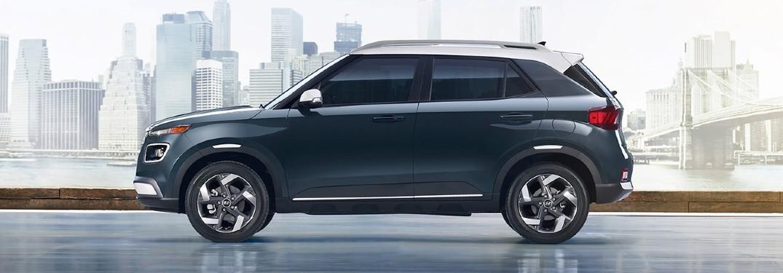2020 Hyundai Venue Technology Features