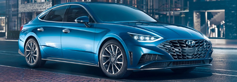 2020 Hyundai Sonata Interior Features