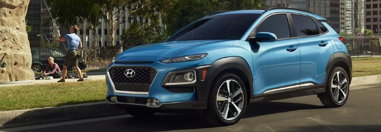 2021 Hyundai Kona Urban Edition Package features
