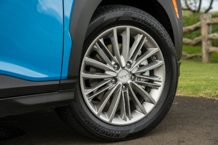hyundai i30 2016 tyre pressure