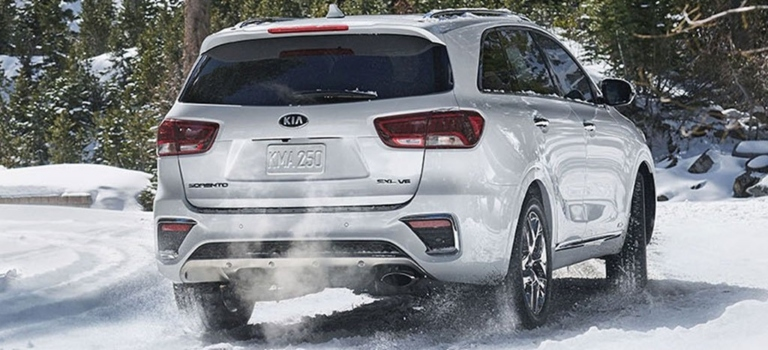 2019 Kia Sorento engine options and fuel efficiency