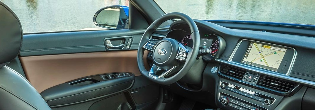 Kia UVO infotainment system features and options