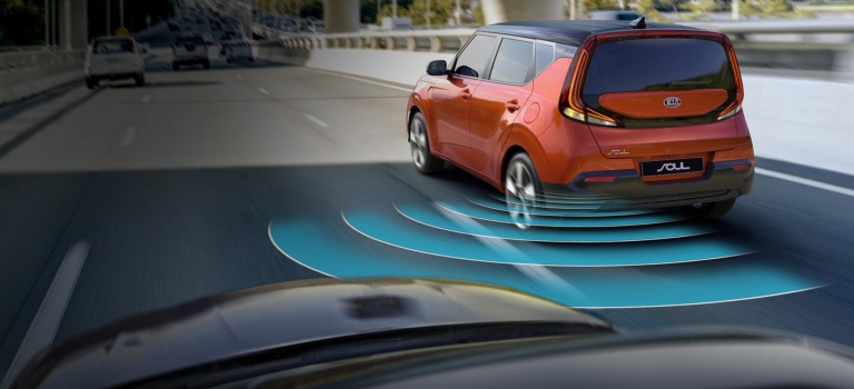 2020 Kia Soul standard safety features