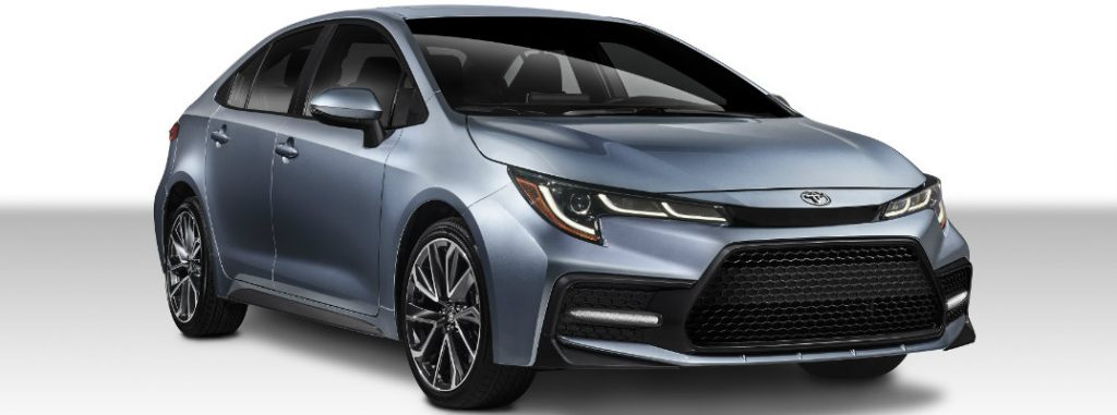 2020 Toyota Corolla New Design, Engine, and Features