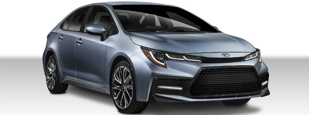What's New in the 2020 Toyota Corolla Sedan?
