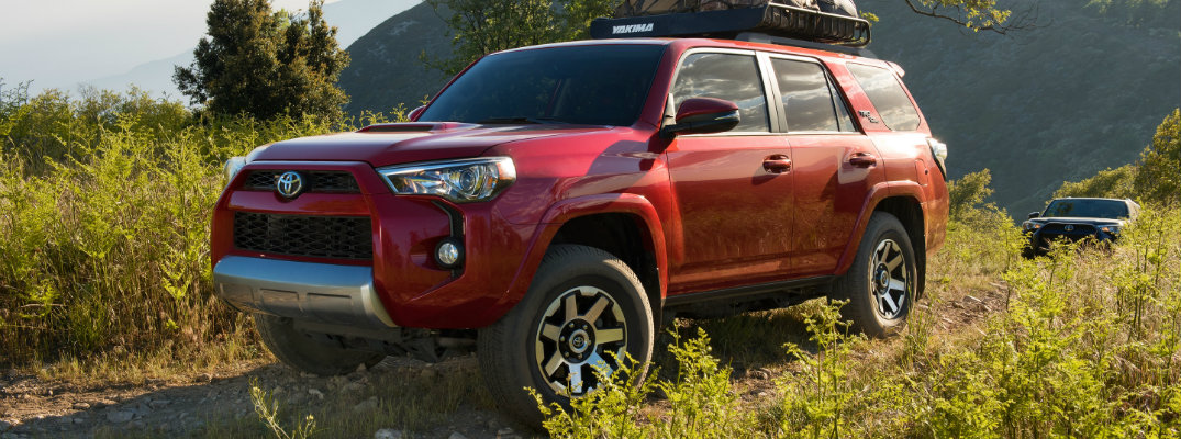 How Powerful is the 2019 Toyota 4Runner?