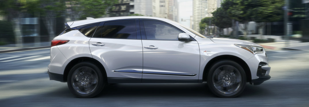 2019 Acura RDX release date and performance specs