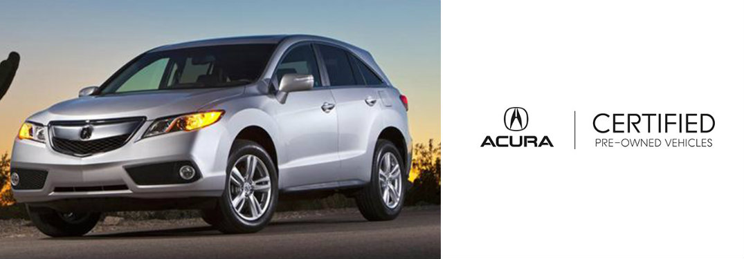 used-Acura-crossover-pictured-next-to-Acura-Certified-Pre-Owned-logo