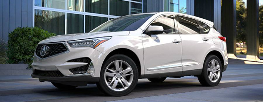 2019 Acura Rdx Exterior Paint Color Options