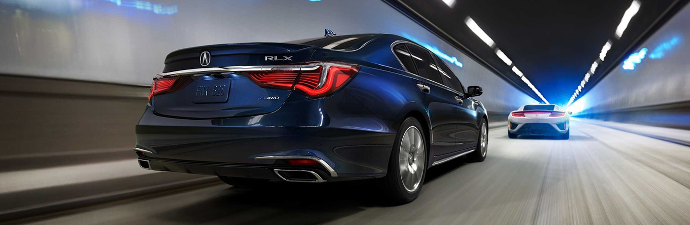 2019 Acura RLX Advance Package