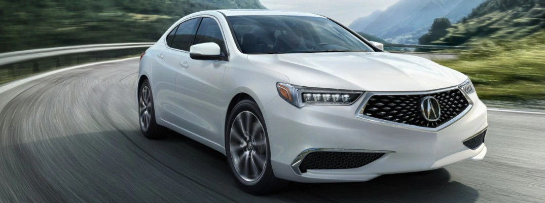 What Technology Features Are Available With the 2020 Acura TLX?