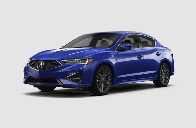 2020 Acura ILX Apex Blue Pearl Exterior Color Option