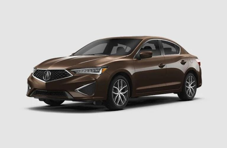 2020 Acura ILX Canyon Bronze Metallic Exterior Color Option