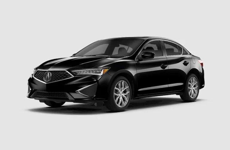 2020 Acura ILX Majestic Black Pearl Exterior Color Option