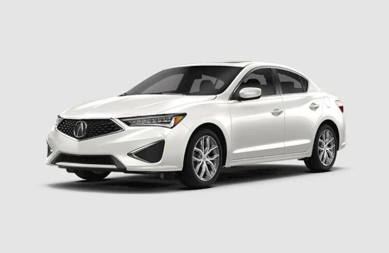 2020 Acura ILX Platinum White Pearl Exterior Color Option