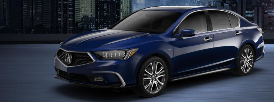 Check Out This Video Walkaround of the 2020 Acura RLX Interior and Exterior Design!