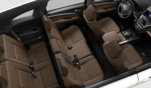 2020 Acura MDX Espresso Interior Color Option