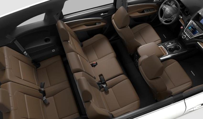 2020 Acura Mdx Espresso Interior Color Option B O Acura Of Maui
