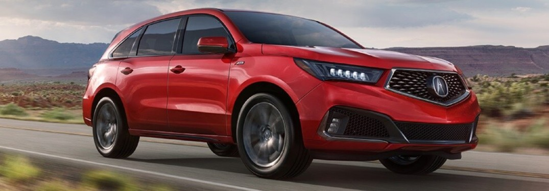 2020 Acura MDX Performance Specs and Features