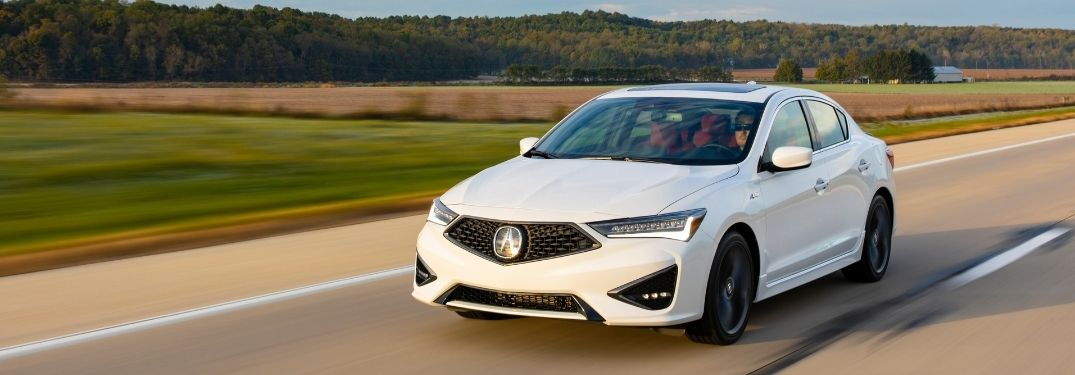 What technology systems can you find in the 2021 Acura ILX?