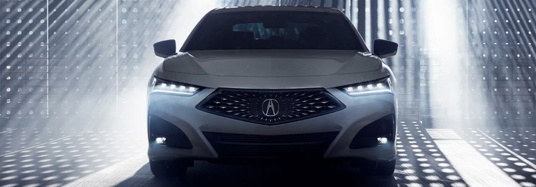 How Many Colors Are Available for the 2021 Acura TLX?