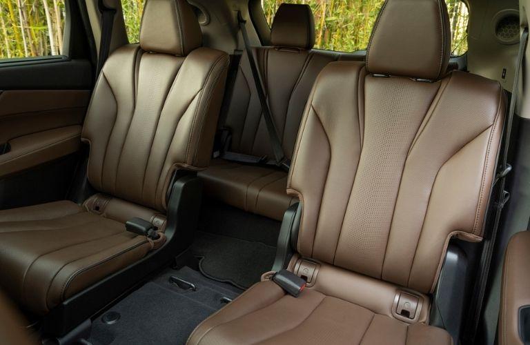 2022 Acura MDX Rear Interior