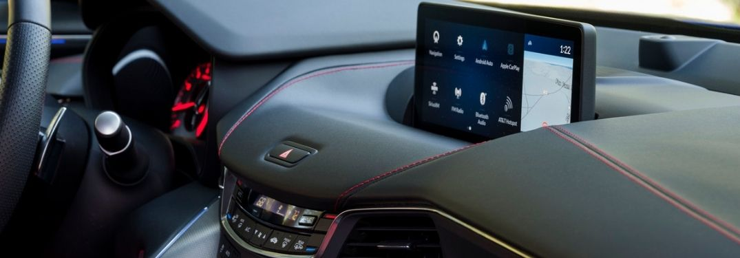 2021 Acura TLX Touchscreen Display