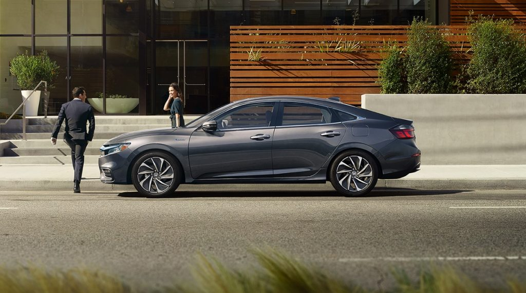 Interior 2019 Honda Insight Hybrid West Burlington