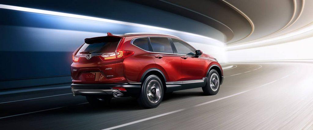 The 2018 Honda CR-V Trim Levels West Burlington