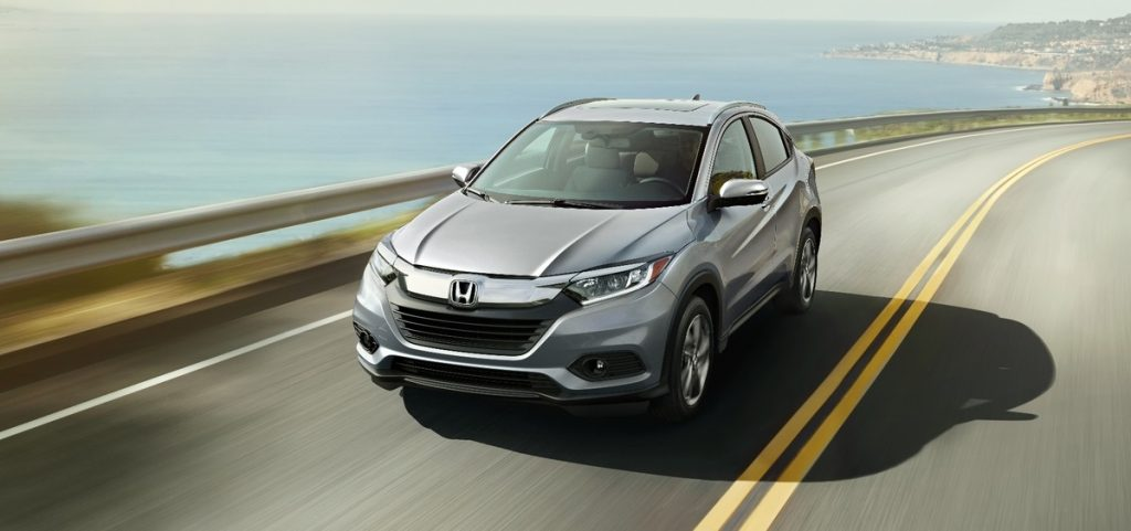 2019 Honda HR-V Serving Iowa City