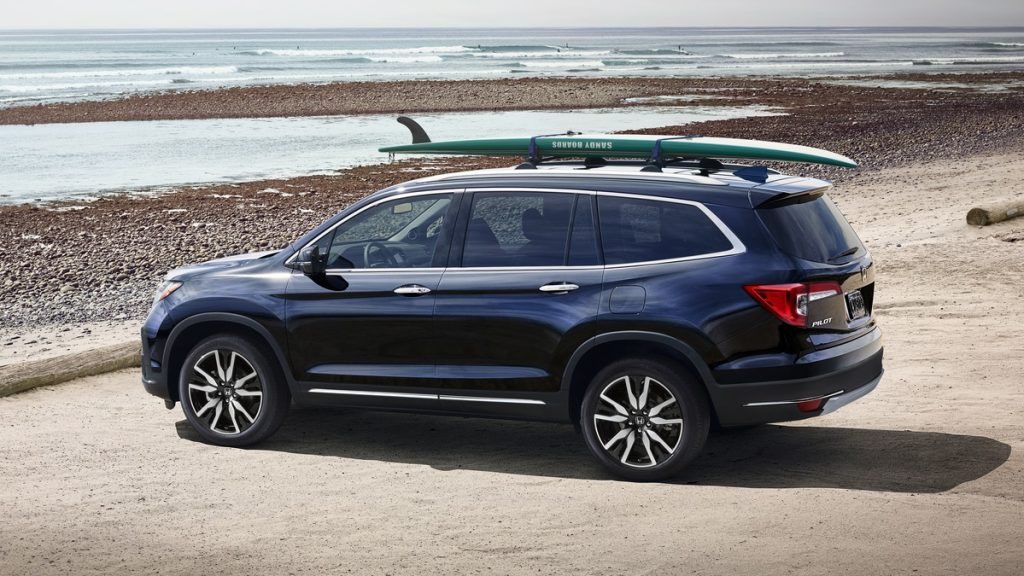 Safety Features 2019 Honda Pilot in West Burlington