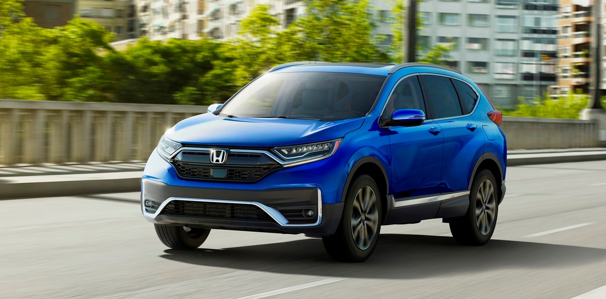 Review 2020 Honda CR-V in West Burlington Iowa