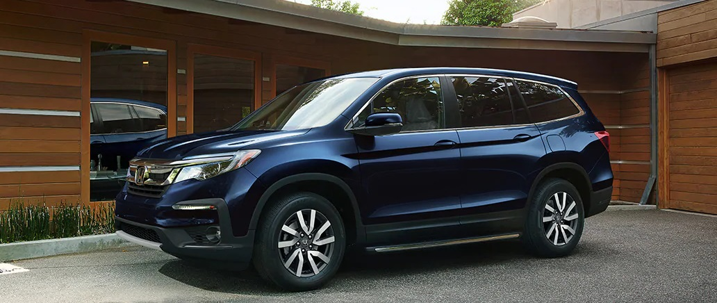 Research 2020 Honda Pilot in West Burlington Iowa