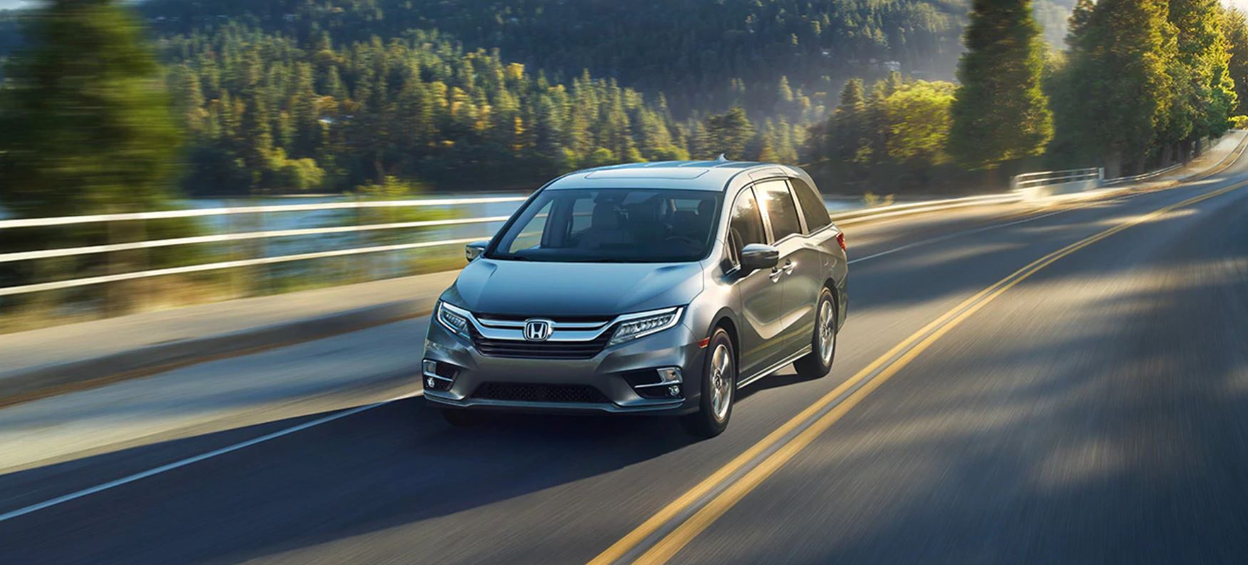 Purchase the 2020 Honda Odyssey near Quincy IL