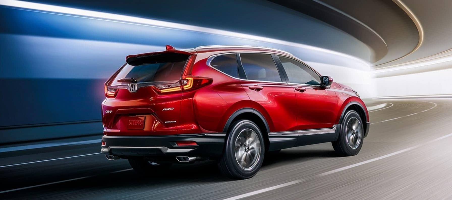 Purchase the 2020 Honda CR-V in Burlington IA