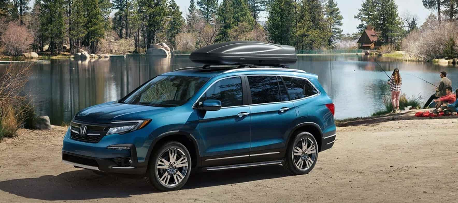 Lease the 2020 Honda Pilot in Burlington IA