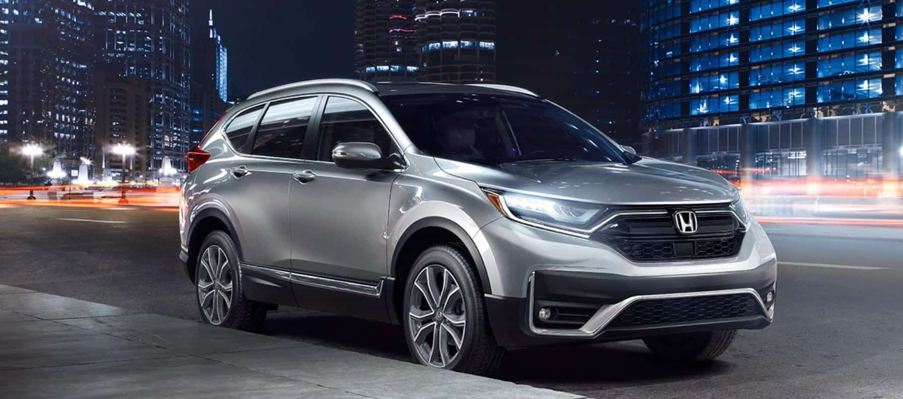 Learn about the 2020 Honda CR-V near Macomb IL