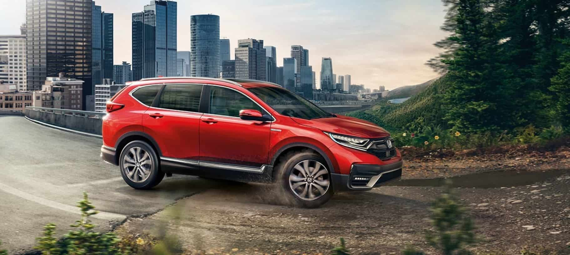 All New 2020 Honda CR-V Hybrid is coming to Iowa