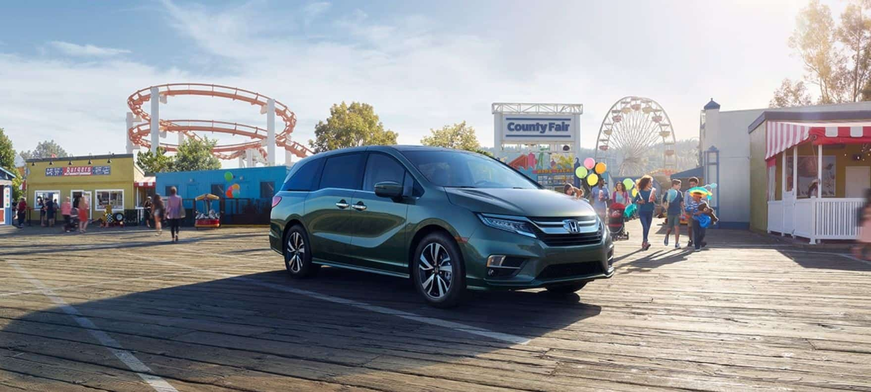Research the 2020 Honda Odyssey near Quincy IL